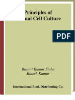 Principles of Animal Cell Culture