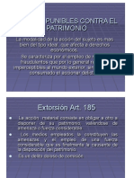 Hechos Punibles Contra El Patrimonio.ppt