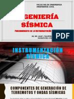 Instrumentación Sísmica Medición de Los Sismos Intensidad y Magnitud