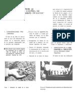 4 Recomendaciones Para La Construccion y El Control de Obras de Suelo Cemento en Sacos