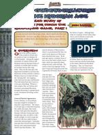 Conan Creatures of the Hyborian Age Part I