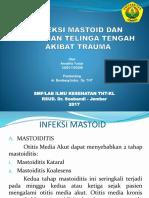 Mastoiditis Dan Trauma