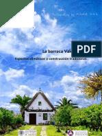 LAVID - La Barraca Valenciana_ Aspectos Bioclimáticos y Construcción Tradicional