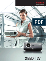 Canon Projectors Brochure 2007_sequence