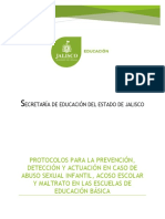 Protocolos Jalisco