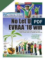 Leyte Light 2018 EVRAA Vo. 1 No. 5