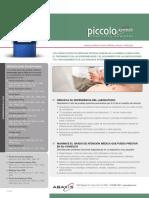 888-3225-2 Rev a Internal Medicine Clinical Utility Sales Aid Spanish Pacrim