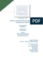 Plan de Desarrollo y Ordenamiento Territorial de Tumbaco