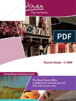 Dinan Tourist Guide 2009
