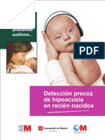 Detección Precoz de la Hipoacusia.pdf