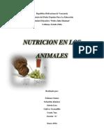 197745444 Funcion de La Nutricion en Los Animales
