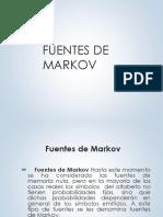 Fuentes Markov