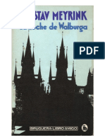 Meyrink Gustav - La Noche de Walburga (1917)