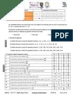 Cuadernillo PLANEA 2018 CETIS 61 Sin Respuestas