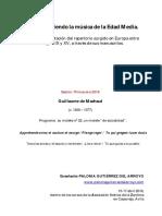 Casavieja Primavera 2016_Motete XXII de Guillaume de Machaut