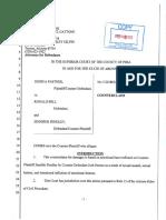 Sexual assault lawsuit against Josh Pastner