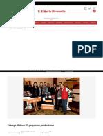19-12-17 Entrega Maloro 50 proyectos productivos