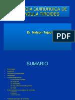 Patolog a-quir Rgica-De-gl Ndula-tiroides