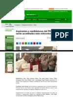 07-02-18 Aspirantes a las candidaturas del PRI