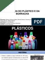 Indústria Do Plástico e Da Borracha