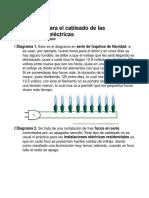 9 Diagramas Para El Cableado de Las Instalaciones Eléctricas