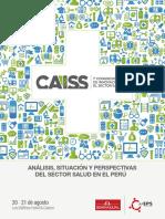 1º Congreso de Innovación en El Sector Salud - CAISS 2014.PDF