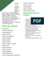 Qué es la crónica.docx