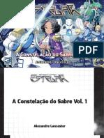 3D&T Alpha - A Constelação do Sabre (Volume 01) - Taverna do Elfo e do Arcanios.pdf