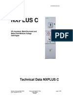 Technical Data NXPLUS C