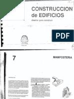 LIBRO Nieto, Nemesio - Construccion de Edificios, Disenar para construir.pdf