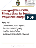 Mississippi Department of Wildlife, Fisheries, and Parks