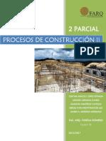 Procesos de Construcción II