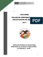 2_Lecturas y Ficha Taller Preparacion Adopci n 2017