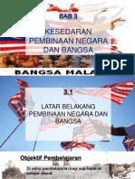 Bab 3 Bangsa Dan Negara