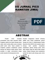 ANALISIS JURNAL JIWA