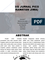 ANALISIS JURNAL JIWA