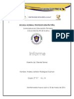 Informe de Bases Psicológicas