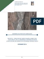 Hidrologia Huayllumayu 21-11-16