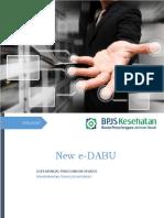 User Manual Aplikasi E-Dabu