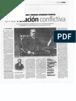 Ricardo Palma y Manuel Atanasio Fuentes