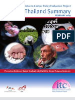 ITC Thailand 4 Page Summary - English