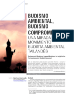 budismo ambiental