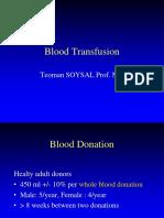 Blood Transfusion Ok