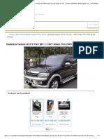 Daihatsu Taruna OXXY FGX EFI 1.5 M_T Hitam Thn 2005 Mulus Terawat Harga 51 Juta - Produk Mobil Bekas Banjarnegara Kab. - Oleh Hajipaksolihin - PriceOke_000