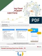 Global Uesr Guide for Learning Cloud_PC &Amp;Amp; APP(Full)__V20171220 ....