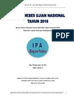 Buku Sukses UN SMP 2018