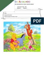Diagnostico Completo Tercero Preescolar