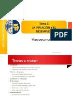 Material de Clase Unidad 3- Inflación y Desempleo