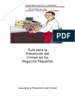 Guía para la Prevención de Negocios Pequeños..doc