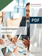 Simon-Kucher_Case Interview Preparation